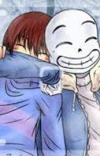 Little secrets(sans x frisk) by Total_Anime_Freak15