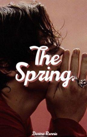 The Spring. by DarinaRonni