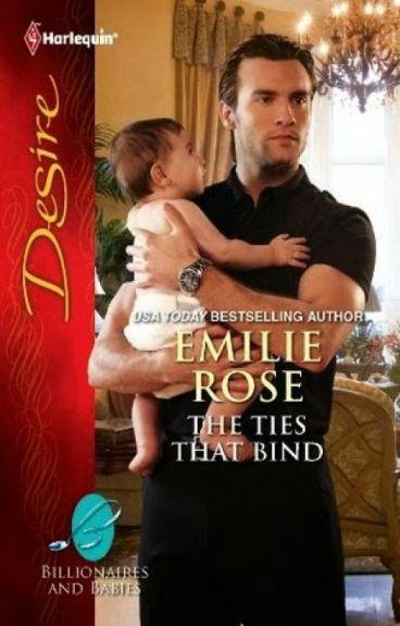 Amarras do Passado - Emilie Rose (Série Bilionários e Bebês)
