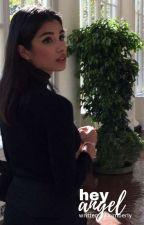 Hey, Angel ° CASTIEL by merryspidermas