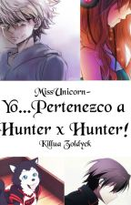 Yo..¡Pertenezco A Hunter X Hunter!  |HxH| (Killua Zoldyck) by MissUnicorn-