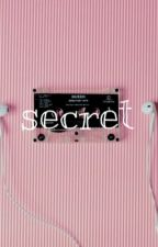SECRET by hinatabiased