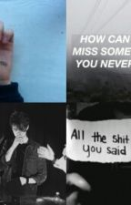Hurt||Genn Butch by llorenzosstrawberry