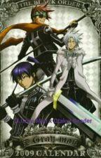 D.Gray-Man x Otaku! Reader by Black_Diamond4869