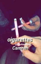 cigarettes (Camren) by blackandniall_