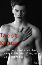 Jacob Evans by afrodayla