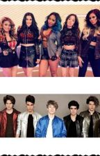 CD9 V.S Fifth Harmony by Taine12Bautista