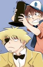 Mischievous Love Bill Cipher X Reader X Dipper lemon by Alexis_Ze_Proxie