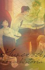 Huncwoci, nowa historia. by AnnaSkowronek3