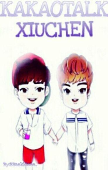 Kakaotalk||XiuChen[◆2]