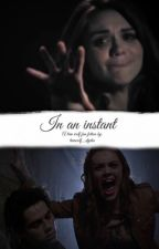In an instant • a stydia fan fiction [being edited] by teenwolf_stydia