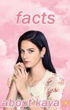 facts about kaya✨ by unfadings