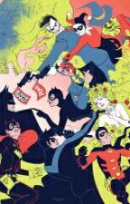 Schizophrénie (Fanfic Batman) by Kiryamaiko
