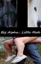 Big Alpha; Little Mate by Book_addict512