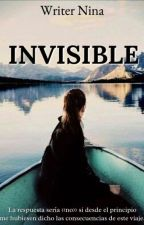 Invisible.  by CompulsoryWriters