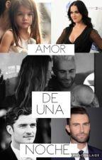 Amor de una noche  by badbunnybaby