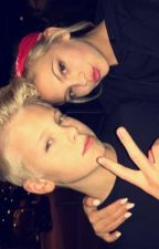 Jordyn Jones (Carson lueders love story) by brianna_maphis_