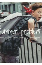 Summer problem. «Jacob Sartorius» by birlemsqueen