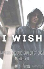 I Wish - Derek Luh by xgoodvibesbethx