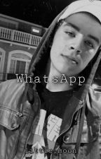 WhatsApp ||Hayes Grier|| by 00LittleDirection00
