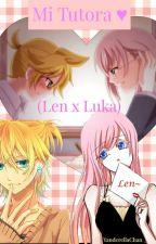 """Mi Tutora"" (Len x Luka) by ElCuloDeBaekhyun"
