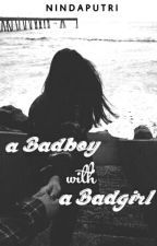 a Badboy with a Badgirl by Niinda222