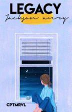 Legacy || Jackson Avery by WinterrFell