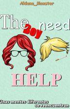 The boy need help ® (Pausada temporalmente) by Agoos_Monster