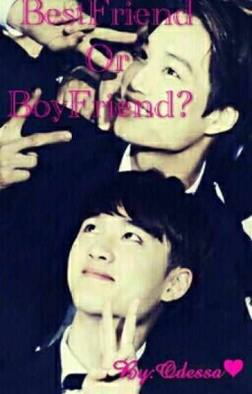 Kaisoo BestFriend Or Boyfriend ?