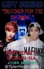 "Left Behind ""Destined From The Beginning""  (Markson) by Chun-na"
