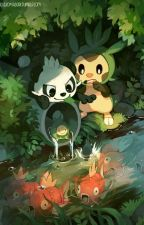 My Little Cutie(M)Pancham X (M)Chespin by ThatXMaleReaderGuy