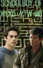 Schoolboy Of WCKD -TW/MR by ImmyZimmy