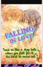 FALLING IN LOVE  by kharen_07_odaob