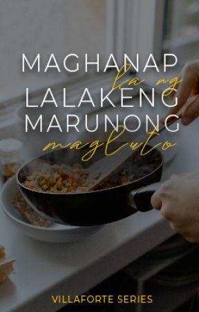 Maghanap Ka Ng Lalakeng Marunong Magluto by Aesthylum