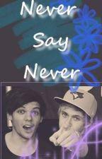 Never Say Never - Mia Malvado (CZ) by Terkaaj