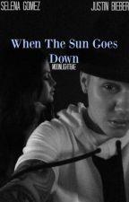 When The Sun Goes Down - jb by emmajemina