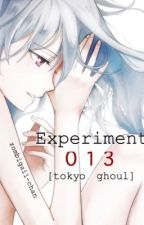 Experiment 013 | Tokyo Ghoul by zombigail-chan