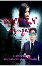 Broken Angel by DiahMput