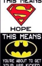 Batman x reader x superman by Cordeliaemblem123