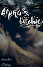 Alpha's Bitchie by gaachan
