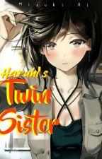 Haruhi's Twin SISTER by RaNdOmGiRlLASZL