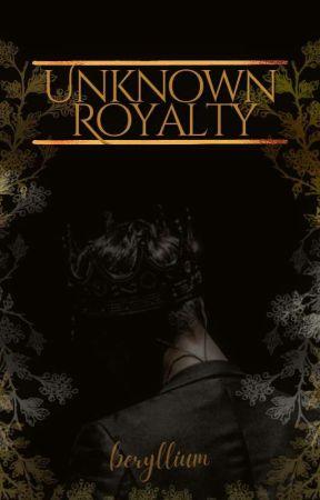 Unknown Royalty by berylliumhavilliard
