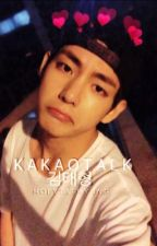 KakaoTalk | Taehyung x Reader by holytaehyung