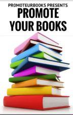 Promote Ur Books by Pr0m0teUrB00ks