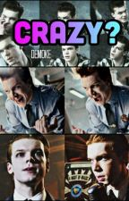 Crazy? /Jerome Valeska by DeMoKe