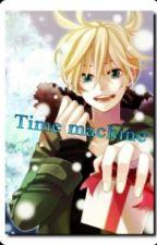 Time machine [Len KagaminexReader] by ChuNeko-Chan