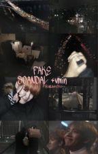 Fake Scandal;Taehyung+Jimin BTS by PIKAtaeCHU-