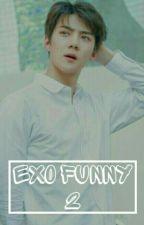 EXO FUNNY [2] by _XXXIXXX_