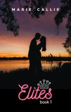Elites: Wyatt Hernandez [COMPLETED] by MarieCallie19