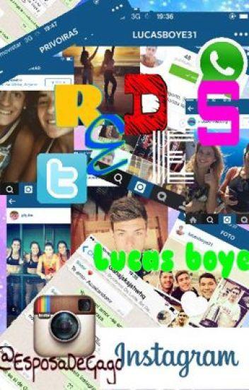 Redes >Lucas boye <